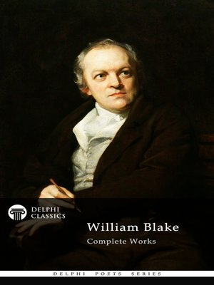 cover image of Delphi Complete Works of William Blake (Illustrated)
