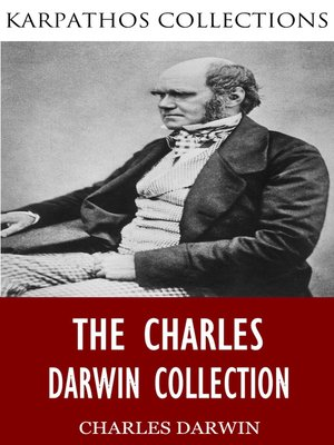 cover image of The Charles Darwin Collection