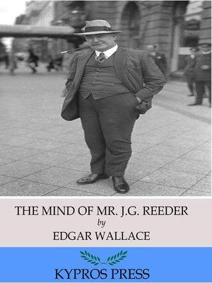 cover image of The Mind of Mr. J.G. Reeder