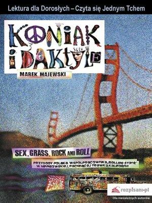 cover image of Koniak i Daktyle