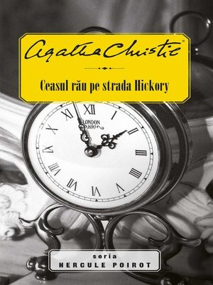 cover image of Ceasul rău pe strada Hickory