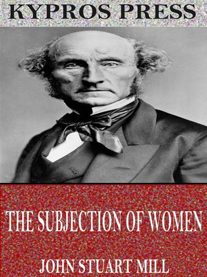 cover image of The Subjection of Women