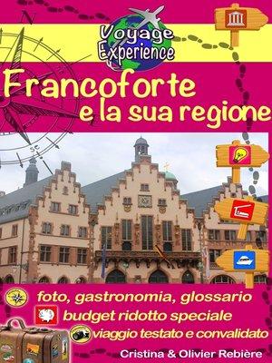 cover image of Francoforte e la sua regione