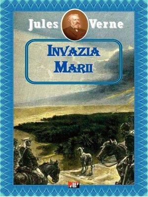 cover image of Invazia mării