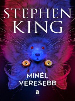 cover image of Minél véresebb