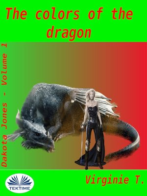 cover image of The Colors of the Dragon