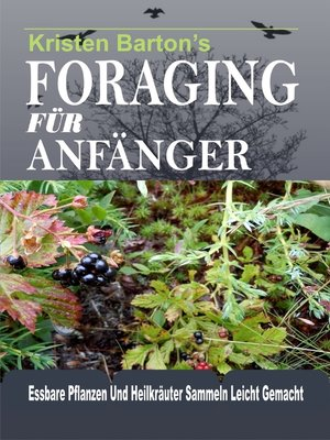 cover image of Foraging Für Anfänger