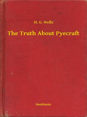 cover image of The Truth About Pyecraft