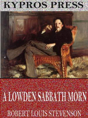 cover image of A Lowden Sabbath Morn