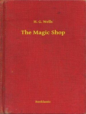 cover image of The Magic Shop