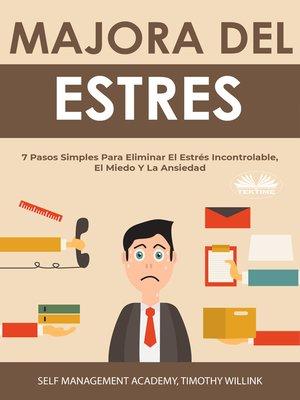 cover image of Manejo Del Estrés