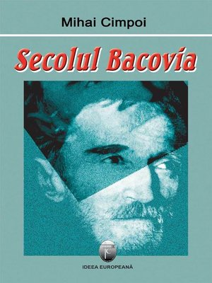 cover image of Secolul Bacovia