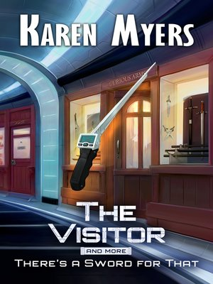 cover image of The Visitor, And More