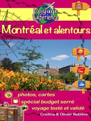 cover image of Montréal et alentours
