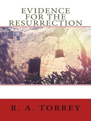 cover image of Evidence for the Resurrection