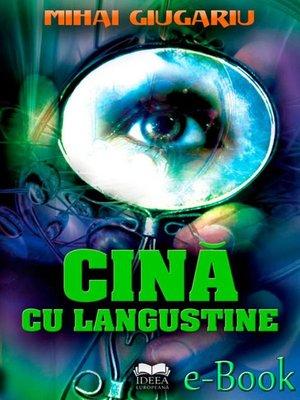 cover image of Cină cu langustine