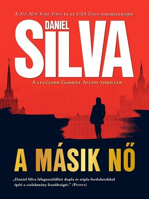 cover image of A másik nő
