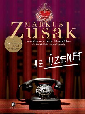 cover image of Az üzenet