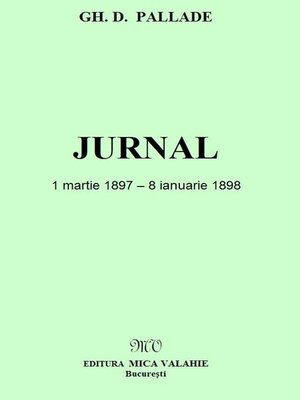 cover image of Jurnal