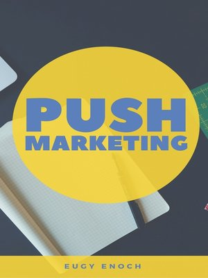 cover image of Push Marketing