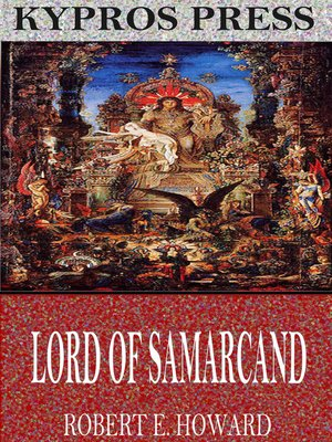 cover image of Lord of Samarcand
