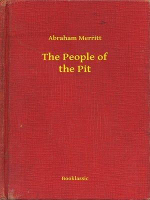 cover image of The People of the Pit