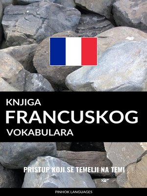 cover image of Knjiga francuskog vokabulara