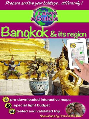 cover image of Travel eGuide: Bangkok and its region