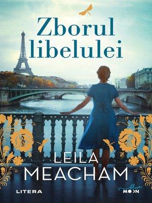 cover image of Zborul libelulei
