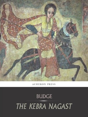 cover image of The Kebra Nagast