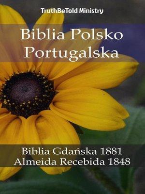 cover image of Biblia Polsko Portugalska