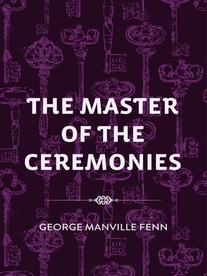 cover image of The Master of the Ceremonies