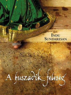 cover image of A huszadik feleség