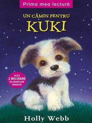 cover image of Un camin pentru Kuki
