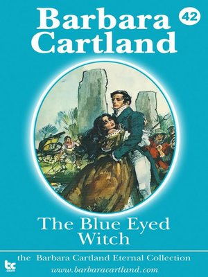 cover image of The Blue Eyed Witch