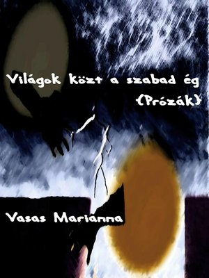 cover image of Világok közt a szabad ég