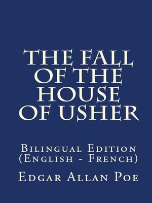 cover image of The Fall Of The House Of Usher