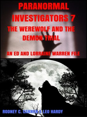 cover image of Paranormal Investigators 7 the Werewolf and the Demon Trial