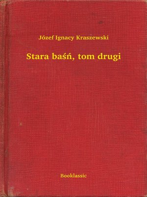cover image of Stara baśń, tom drugi