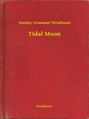 cover image of Tidal Moon