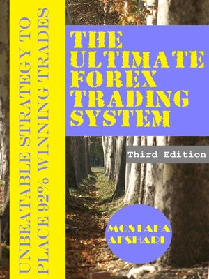 cover image of The Ultimate Forex Trading System