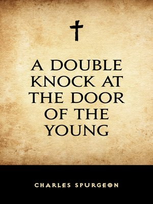 cover image of A Double Knock at the Door of the Young