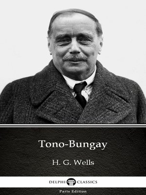 cover image of Tono-Bungay by H. G. Wells