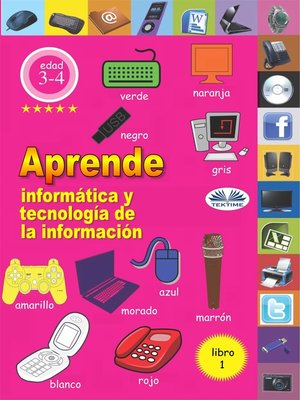 cover image of Aprende Informática Y Tecnología De La Información