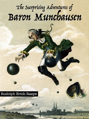 cover image of The Surprising Adventures of Baron Munchausen