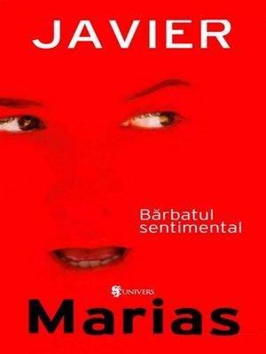 cover image of Bărbatul sentimental