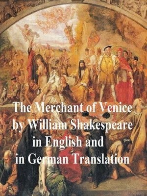 cover image of The Merchant of Venice; Der Kaufmann von Venedig