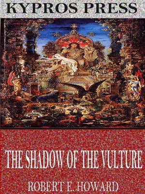 cover image of The Shadow of the Vulture