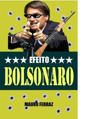 cover image of Efeito Bolsonaro