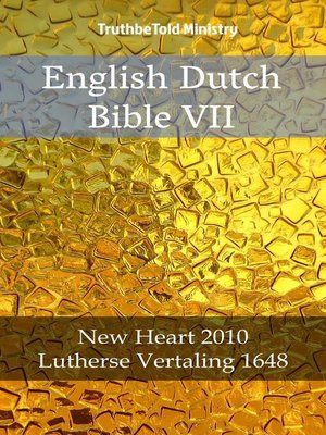 cover image of English Dutch Bible VII